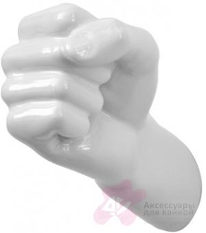 Крючок Antartidee Mani  1093 RS`Кулак` цвет красный