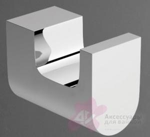 Крючок  Art&Max Platino  AM-3986AL одинарный хром