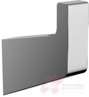 Крючок  Art&Max Techno  AM-4186 одинарный хром