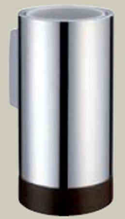 Стакан Bagno&Associati Ambiente Elite wenge  AX 142 настенный хром / wenge