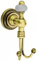 Крючок Aksy Bagno Fantasia Antique  8410 A двойной бронза