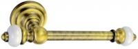 Бумагодержатель Aksy Bagno Fantasia Antique  8413 A открытый  бронза