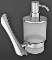 Дозатор мыла  Art&Max Elegant  AM-1599Z настенный хром