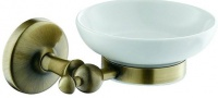 Мыльница  Art&Max Antic  AM-2699Q настенная бронза