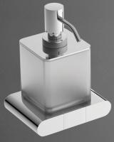 Дозатор мыла  Art&Max Platino  AM-3998AL настольный хром