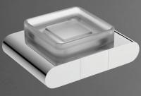 Мыльница  Art&Max Platino  AM-3999AL настольная хром