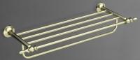Полка -решетка  Art&Max Bohemia  AM-4222-Cr  хром