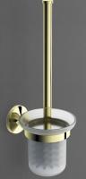 Ершик  Art&Max Bohemia  AM-4281-Cr для унитаза хром