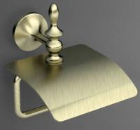 Держатель туалетной бумаги  Art&Max Bohemia  AM-4283-Cr настенный хром