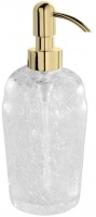 Дозатор для жидкого мыла Bagno&Associati Opera  OP 728 92 настольный бронза