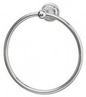 Полотенцедержатель Bandini Antica Classic  6933/00 CR кольцо хром