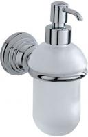 Дозатор для мыла Carbonari Night  PSNI2 подвесной хром / стекло матовое