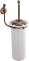 Ершик Carbonari Teresa Anticata  SCTE ANT BR для туалета настенный античная бронза