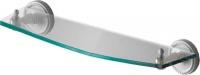 Полка Devon&Devon Dorothy  DOR410CR стеклянная 60 см хром