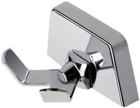 Крючок Geesa Standard Hotel  5254 двойной хром