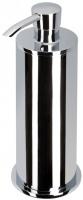 Дозатор жидкого мыла Geesa Circles  6016-02 настольный хром