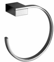 Полотенцедержатель Inda Logic  A 33160 CR кольцо хром