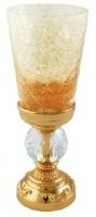 Стакан Migliore Cristalia  ML.CRS-60.212.DO настольный золото/Swarovski