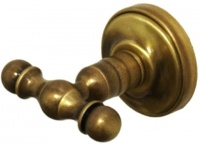 Крючок Migliore Mirella  ML.MRL-M062.CR двойной хром