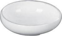 Мыльница Nicol Iris  2101826 настольная фарфор белый патинированные края
