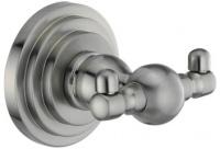 Крючок Wasserkraft Ammer K-7000  K-7023 двойной хром матовый