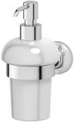 Подробнее о Дозатор жидкого мыла 3SC Stilmar  STI 005 настенный хром / фарфор
