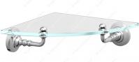 Подробнее о Полка 3SC Stilmar  STI 018 стеклянная угловая  хром / стекло