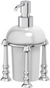 Подробнее о Дозатор жидкого мыла 3SC Stilmar  STI 029 настольный хром / фарфор
