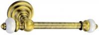Подробнее о Бумагодержатель Aksy Bagno Fantasia Antique  8413 A открытый  бронза