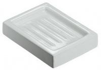 Подробнее о Мыльница  ALL.PE Musa  MU150 CR настольная керамика белая