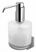 Подробнее о Дозатор AM.PM Admire  A1036900 для жидкого мыла подвесной хром / стекло матовое