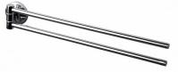 Подробнее о Полотенцедержатель AM.PM Serenity  A4032600 двойной 36,5 см  хром