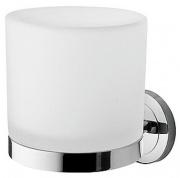 Подробнее о Стакан  AM.PM Serenity   A4034300 подвесной хром / стекло матовое