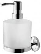 Подробнее о Дозатор AM.PM Serenity  A4036900 для жидкого мыла подвесной хром / стекло матовое