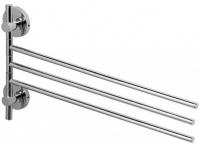 Подробнее о Полотенцедержатель AM.PM Bliss L  A5532700 тройной 39 см  хром