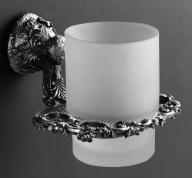 Подробнее о Стакан  Art&Max Sculpture  AM-0684-T настольный серебро
