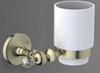 Подробнее о Стакан  Art&Max Antic Crystal  AM-2668SJ-Cr настенный хром