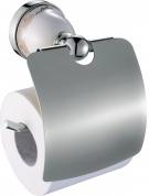 Подробнее о Держатель туалетной бумаги  Art&Max Felicia арт. AM-F-5507-CR c крышкой хром
