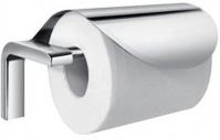 Подробнее о Держатель туалетной бумаги  Art&Max Ultima арт. AM-F-8935 c крышкой хром