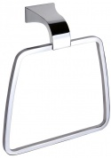 Подробнее о Полотенцедержатель Art&Max Soli арт. AM-G-6633 кольцо хром