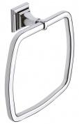 Подробнее о Полотенцедержатель Art&Max Zoe арт. AM-G-6833 кольцо хром
