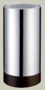Подробнее о Стакан Bagno&Associati Ambiente Elite wenge  AX 742 настольный хром / wenge