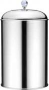Подробнее о Ведро для мусора Bagno&Associati Folie  FS 916 51 8 литров хром /Swarovski