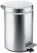 Подробнее о Ведро для мусора Bagno&Associati Grand Hotel  GH 915 73 3 литра нержавеющая сталь