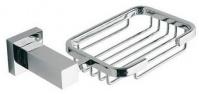 Подробнее о Мыльница решетка Bandini Ice Cube  6995/IC подвесная хром