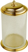 Подробнее о Ведро Boheme Palazzo Nero  10158 напольное  золото /стекло кракле