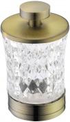Подробнее о Контейнер Boheme Royal Crystal 10214 настольный для дисков  бронза / хрусталь