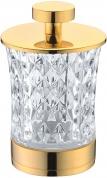 Подробнее о Контейнер Boheme Royal Crystal 10215 настольный для дисков  золото / хрусталь
