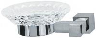 Подробнее о Мыльница Boheme Venturo 10303 настенная  хром / хрусталь