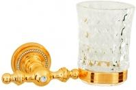 Подробнее о Стакан Boheme Imperiale  10404 настенный  золото / хрусталь